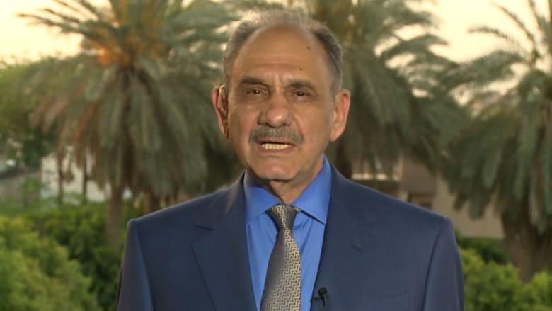 """المطلك لـCNN بالفيديو: انسحاب الجيش العراقي من الرمادي """"مفاجأة"""" بكل المقاييس"""