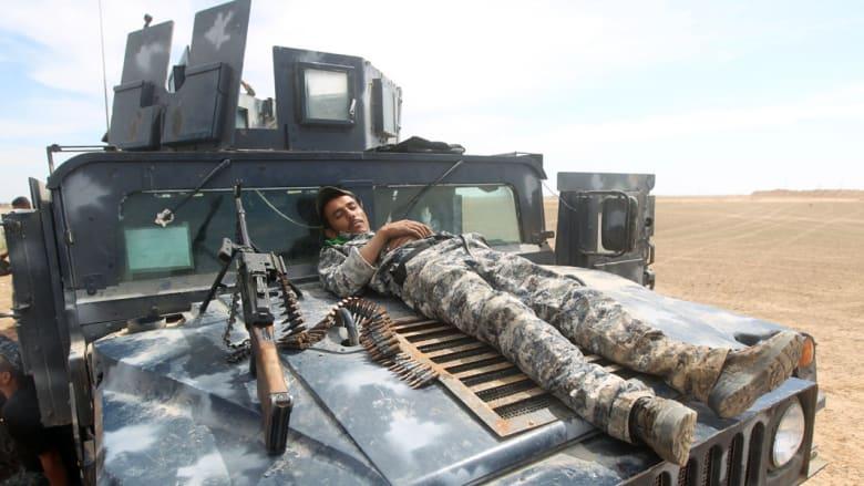 بعد سيطرة داعش على الرمادي.. جنرال أمريكي سابق لـCNN: القوات العراقية مرهقة.. بغداد في أمان ولكن لا أقول بأنها مستحيلة على التنظيم