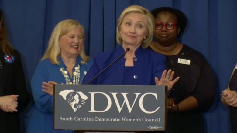هيلاري كلينتون: لن تروا شعري أبيض في البيت الأبيض