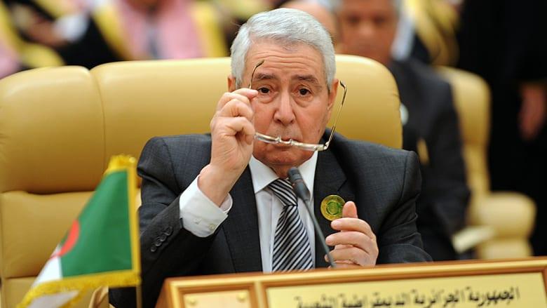 استقالة عبد القادر بن صالح.. الرجل الثاني في الجزائر