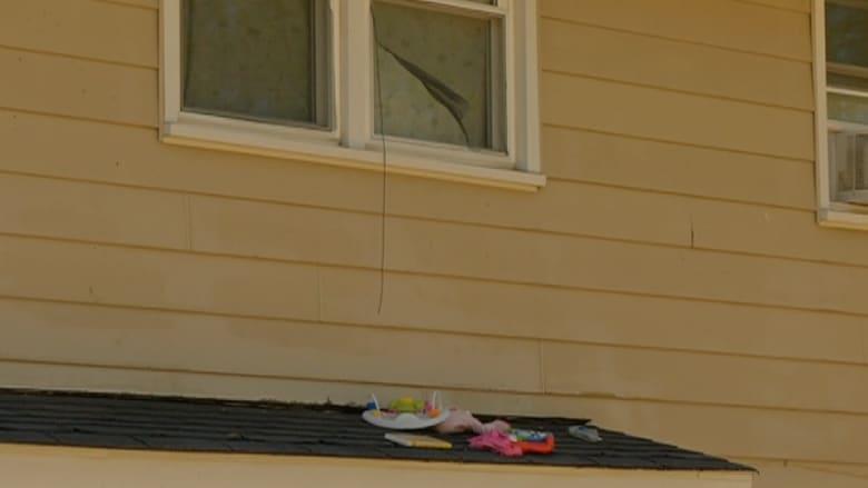 أمريكا: طفل يسقط من الطابق الثاني وسط ذهول سكان الحي