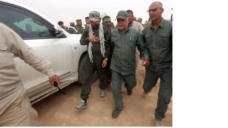 """إعادة انتشار """"الحشد الشعبي"""" في الرمادي"""