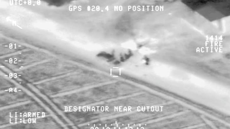 """بالفيديو.. كيف يتخفى """"داعش"""" في تنقلاته بين المدن العراقية والإفلات من القصف الجوي"""