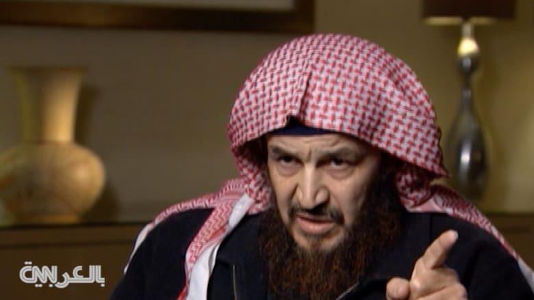 """المقدسي لـCNN بالعربية: """"داعش"""" مخترق من البعثيين.. البغدادي أضعف حلقات التنظيم وتشبيهه بالزرقاوي ظلم"""