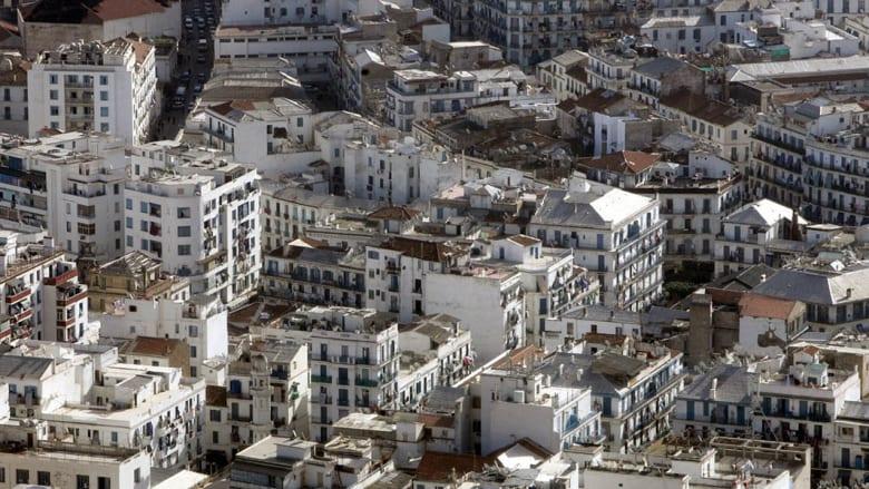 الجزائر تطمح لجعل عاصمتها الأولى بدون صفيح في إفريقيا
