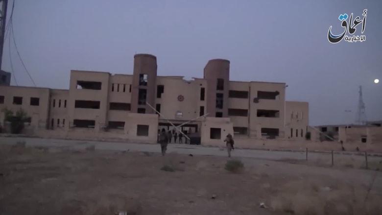 داعش ينشر تسجيلاً يزعم فيه سيطرته على سجن الأحداث بالحسكة