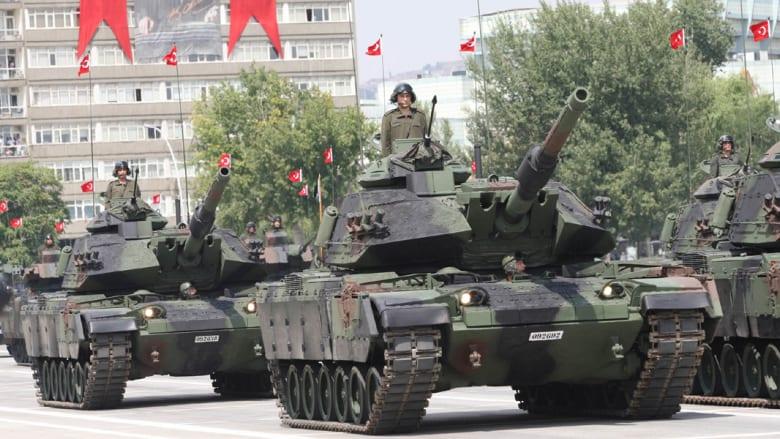 بعد تفعيل أنقرة لاتفاقية الدفاع العسكري مع قطر.. بالصور.. وحدات بالجيش التركي