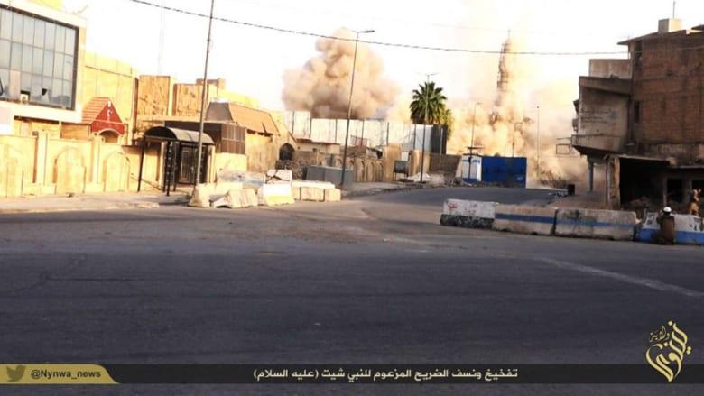 بالصور..  أبرز اللقطات لمدينة الموصل بعد عام على سيطرة داعش