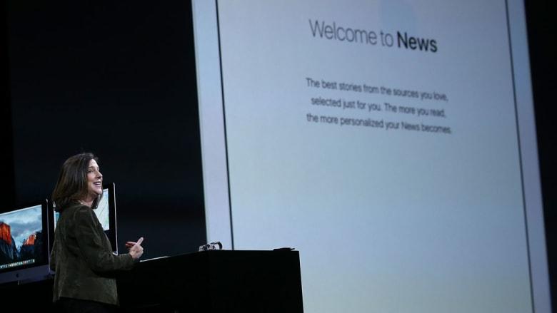 أبل تكشف عن طريقة جديدة لايصال الأخبار اليك