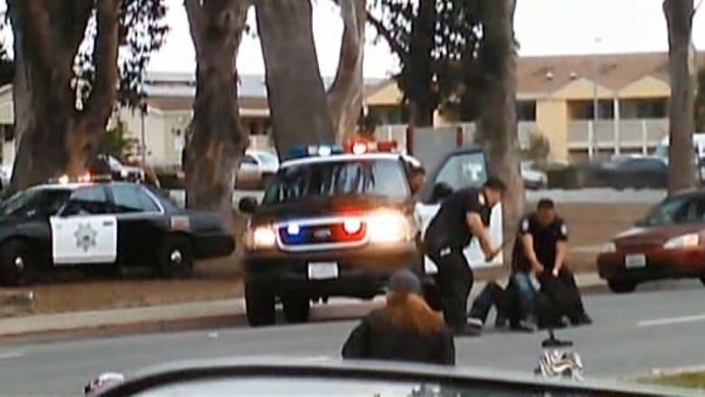 ابن يهاجم أمه ورجال الشرطة بقوة خارقة تحت تأثير المخدرات والكحول