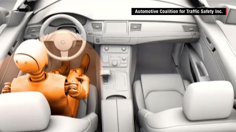 عجلة قيادة جديدة لكشف السائقين المخمورين