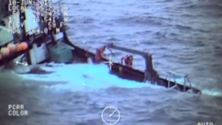 بالفيديو.. إنقاذ قارب صيد من الغرق.. وطفلة بعمر عامين تساعد بجر طائرة صغيرة