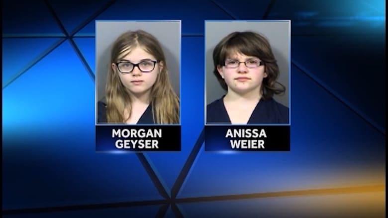 بالفيديو.. مريضة بالفصام في سن 13 عاما قد تحاكم كبالغة.. لطعن زميلتها 19 مرة