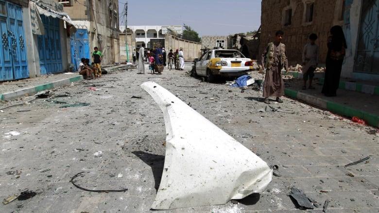 اليمن.. مقتل ثلاثة أشخاص على الأقل في تفجير أمام مسجد قبة المهدي في صنعاء