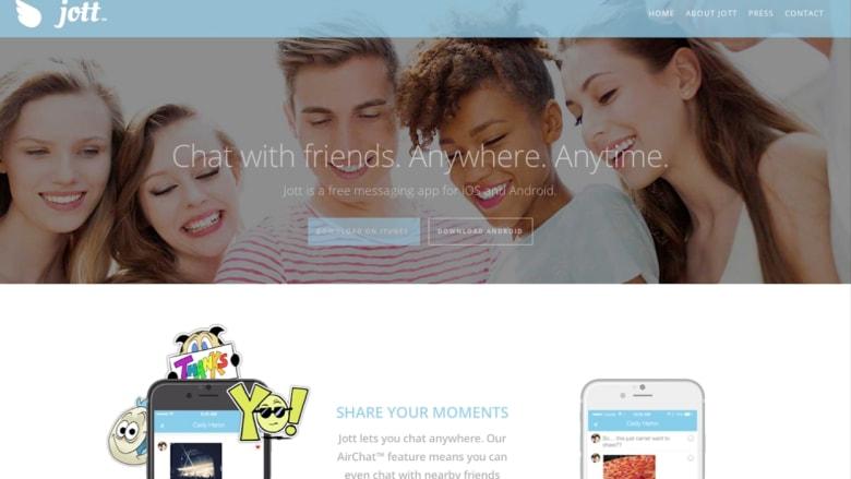 شاهد.. تطبيق يبعث رسائل دون إشارة أو انترنت أو أدنى اتصال بالشبكة