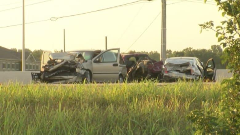 بالفيديو.. ستة قتلى بحادث سير مروع في ولاية تينيسي الأمريكية