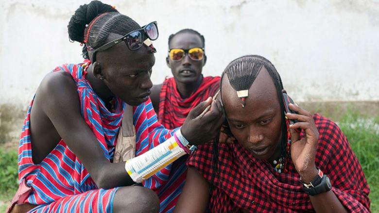 أسواق شعب ماساي