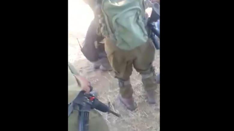 بالفيديو.. سقوط صاروخ من شمال سيناء على إسرائيل