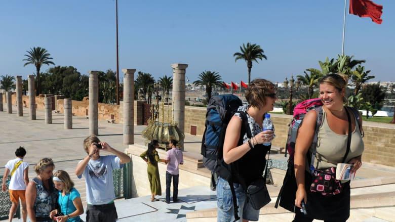 المغرب يعترف بتراجع نشاطه السياحي بسبب الهجمات الإرهابية في المنطقة