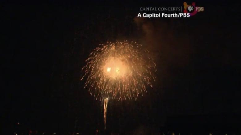 بالفيديو.. مشاهد من بدء الاحتفالات بعيد الاستقلال في أمريكا