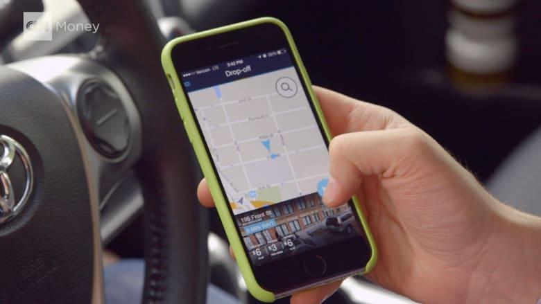 تطبيق جديد في بروكلين.. خدمة صف السيارات في أي وقت ومكان