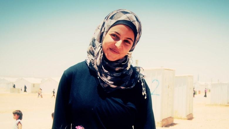 """حصرياً.. الفتاة التي ألهمت العالم.. من هي """"مالالا سوريا""""؟"""