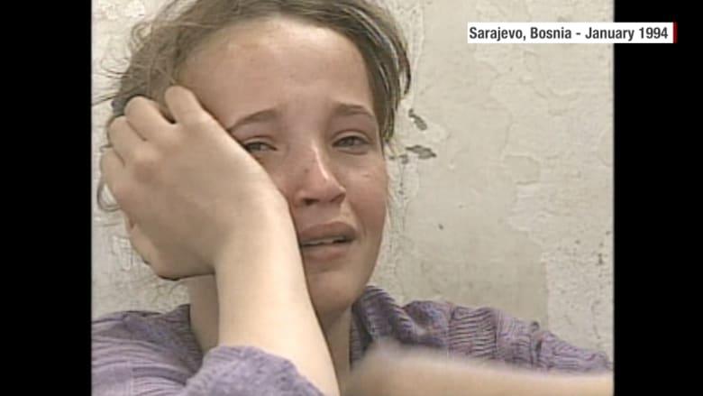كبيرة المراسلين الدوليين في CNN تتذكر مشاهد الإبادة الجماعية للمسلمين في البوسنة