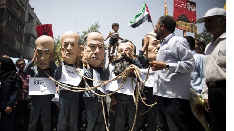 """إيران: إسرائيل """"غدة سرطانية"""" إزالتها أولوية.. والممارسات السعودية تشبه """"الصهيونية"""""""