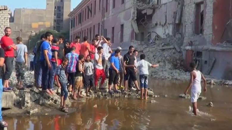 """بالفيديو.. تفجير مبنى القنصلية الإيطالية بالقاهرة تبناه تنظيم """"داعش"""""""