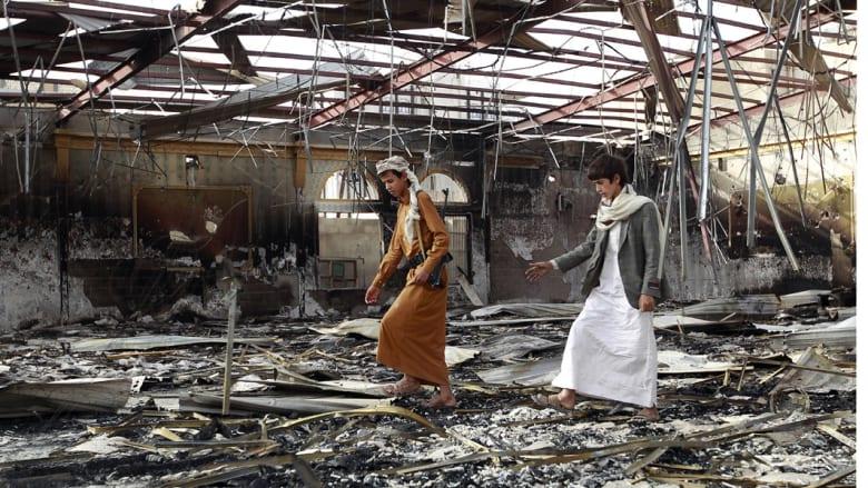 """اليمن: اتهامات متبادلة تكشف هشاشة الهدنة .. والحوثي: نجاحها مرتبط بالتزام """"النظام السعودي"""""""