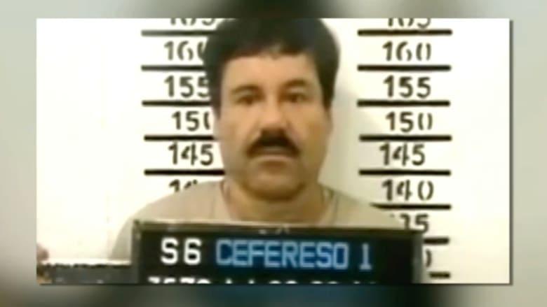 """هروب """"إل تشابو"""" رئيس إحدى أخطر عصابات المخدرات من سجن شديد الحراسة بالمكسيك"""