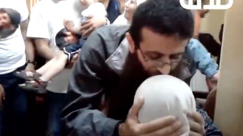 شاهد: إطلاق سراح خضر عدنان بعد 11 شهراً من اعتقال إسرائيل له إدارياً