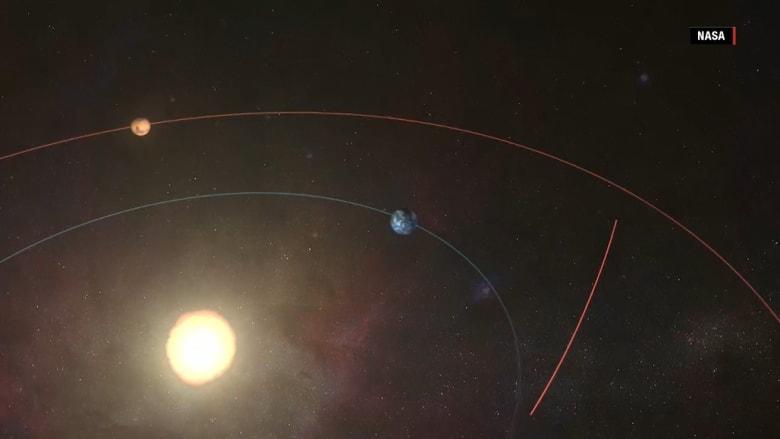 HORIZONS سافرت 9 سنوات وقطعت 3 مليارات ميل من أجل نظرة على بلوتو