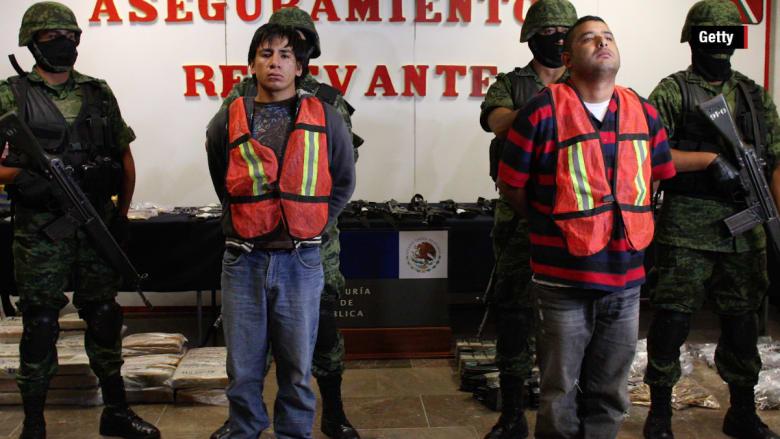 هذه أخطر عصابات تهريب الأفراد والمخدرات والسلاح والمال من المكسيك إلى أمريكا