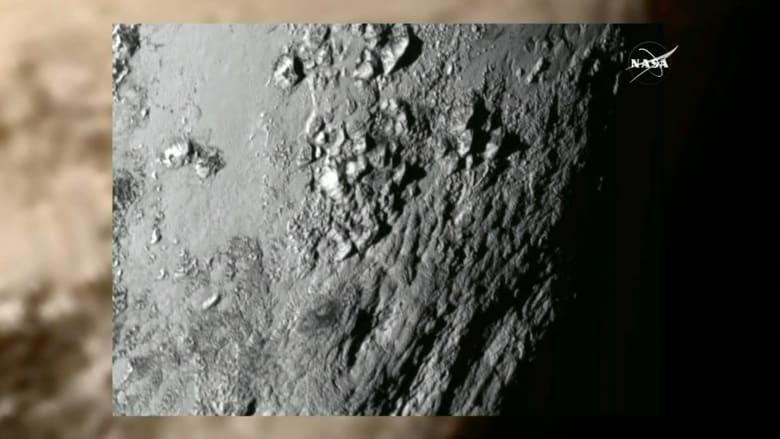 بالفيديو.. ناسا تعرض صورا عالية الوضوح لأول مرة لكوكب بلوتو