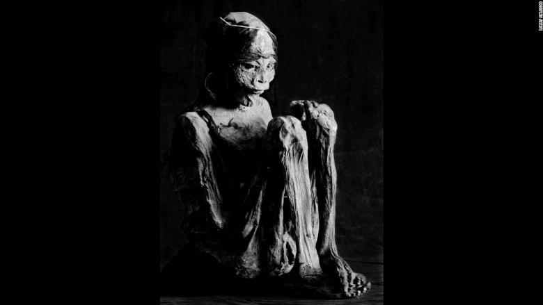 مومياوات البيرو تنطق بمشاعرها بعد 1000عام