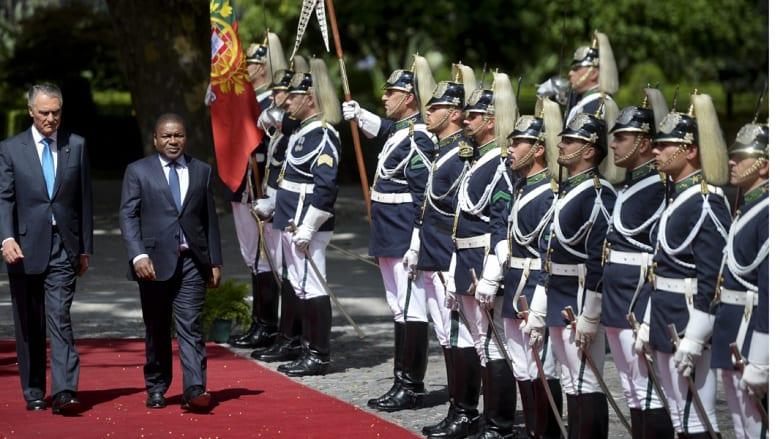 حرس الشرف - البرتغال