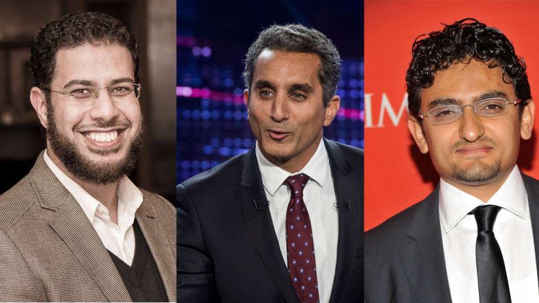 """ماذا يفعل باسم يوسف ووائل غنيم ونادر بكار في جامعة """"هارفارد"""" الأمريكية؟"""