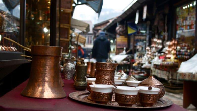 ثقافة القهوة البوسنية