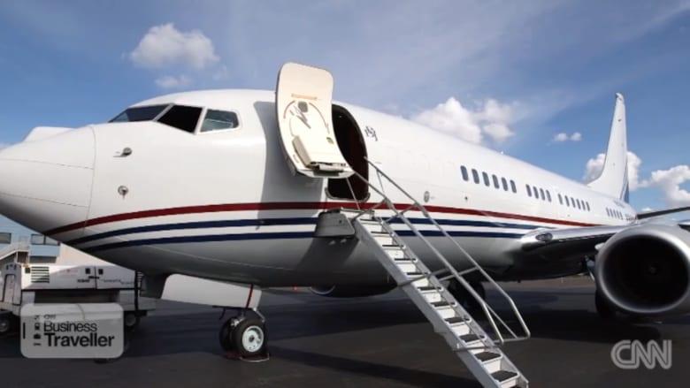 """هل تحلم بطائرة خاصة بك؟ """"بوينغ"""" تصنع لك واحدة"""