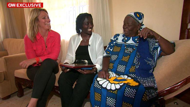 في لقاء خاص.. عائلة أوباما تتحدث لـ CNN قبل زيارته إلى كينيا