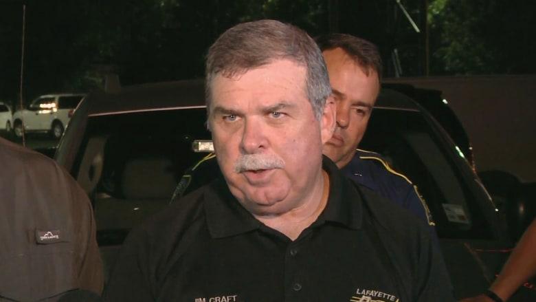 التحقيقات الأولية بهجوم لويزيانا.. قائد الشرطة: مطلق النار كان وحده في السينما