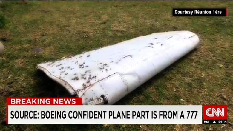 بالصور.. حقيبة سفر وجزء من جناح قبالة شواطئ مدغشقر يعيدان الحياة للغز الطائرة الماليزية المنكوبة MH370