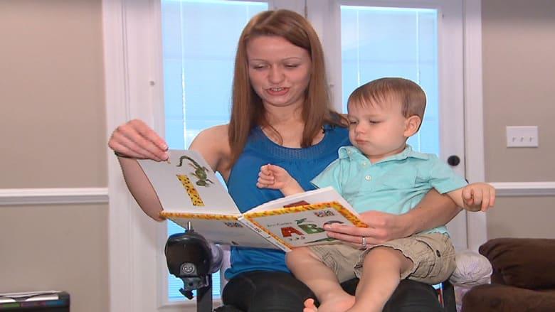 إذا كنت من ذوي الاحتياجات الخاصة.. كيف ستربي أطفالك؟