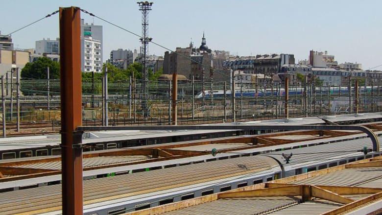 محطات القطار تضاهي جمال القصور..في باريس