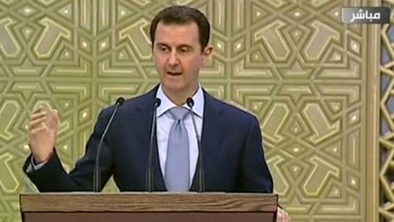 مصير الأسد بين روسيا والسعودية.. والأنصاري: سنستقبله بالرياض إذا طرد مليشيات إيران