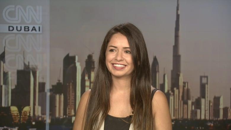بالفيديو.. تيما الشوملي في ضيافة CNN بالعربية