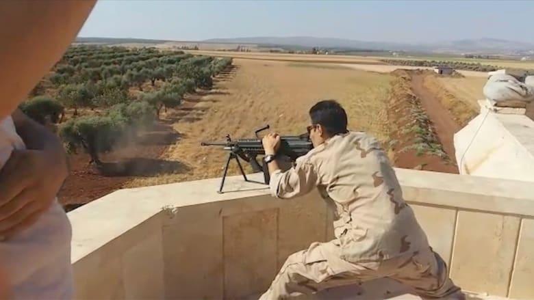 "مقاتل سوري بـ""مليون دولار"" لـCNN: سنواجه نظام الأسد بعد ""داعش"""