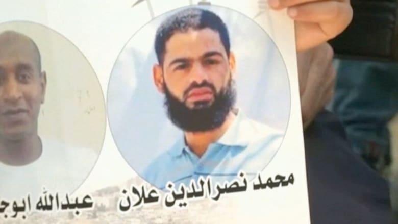 إسرائيل تعرض الترحيل على السجين الفلسطيني علان المضرب عن الطعام