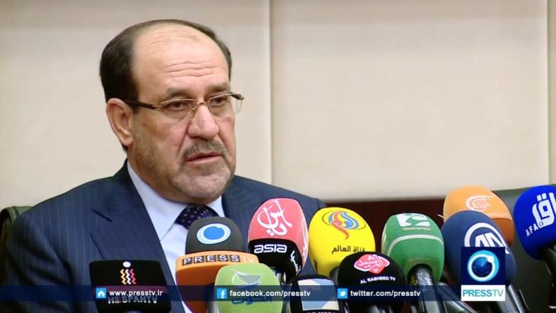 المالكي: لجنة التحقيق حول سقوط الموصل خرجت عن موضوعيتها